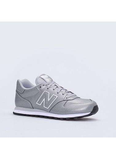 New Balance Sneakers Gümüş